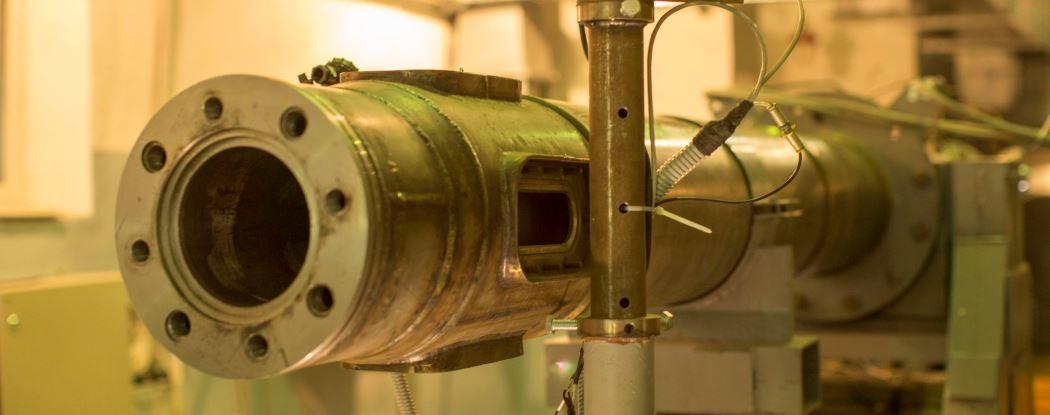 Установка Т-15П для проведения испытаний авиатехники